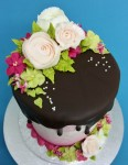 Drip Effect Cake Decorating Class 5