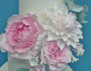 Unwired Wedding Sugar Flowers 5