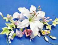 PME new sugar flowers
